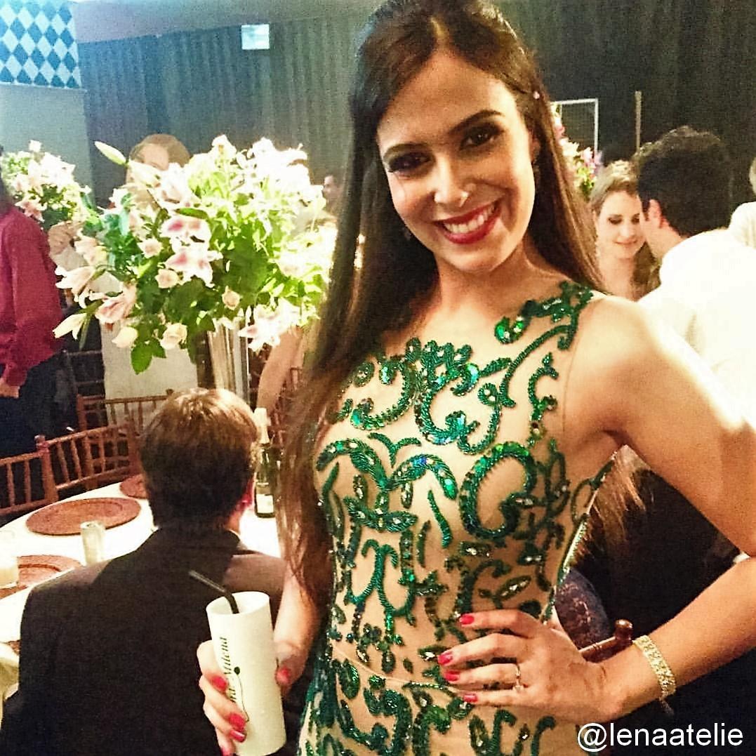 Vestido longo Lena Ateliê Milena4
